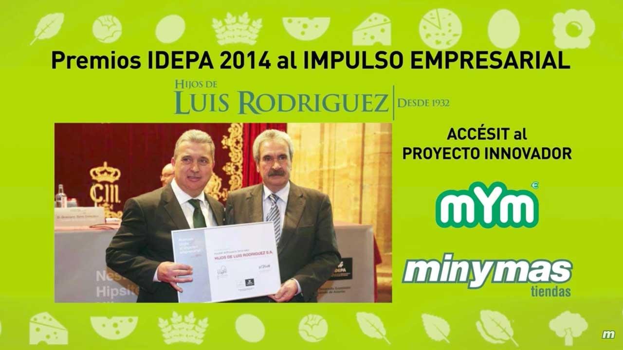 Hijos de Luis Rodríguez, S.A. premiada por su Proyecto Integral de Franquicias