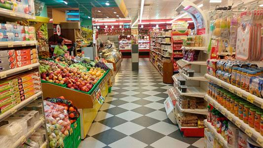 Interior franquicia MyM
