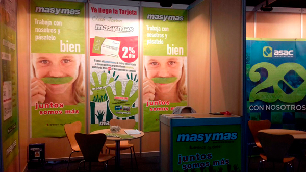masymas supermercados presente nuevamente en el 16º Foro de Empleo de la Universidad de Oviedo