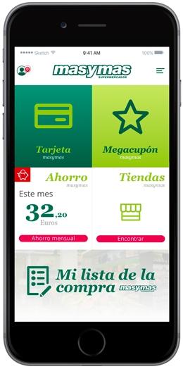 App masymas supermercados