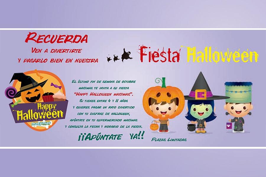 Happy Halloween masymas