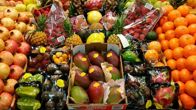 Las 20 frutas ex ticas m s raras y deliciosas masymas supermercados - Frutas tropicales y exoticas ...