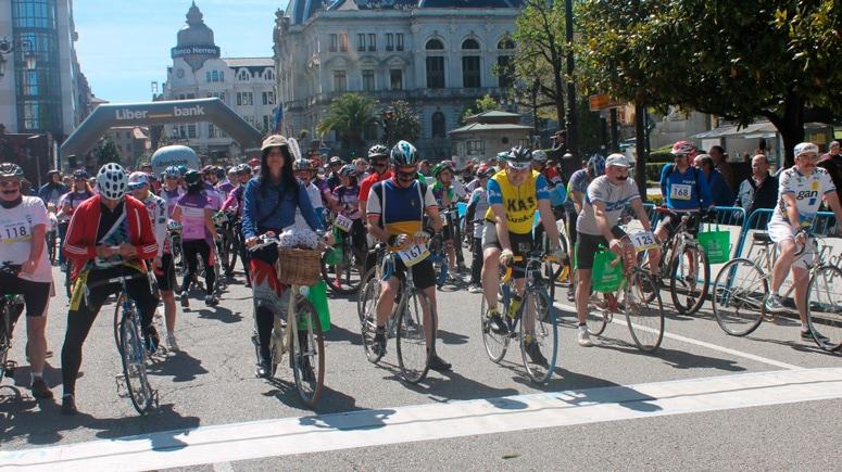 II Ciclocarrera Solidaria de la Mujer y Ciclocarrera Vintage
