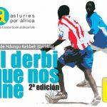 'El derbi que nos une', fútbol solidario por agua potable