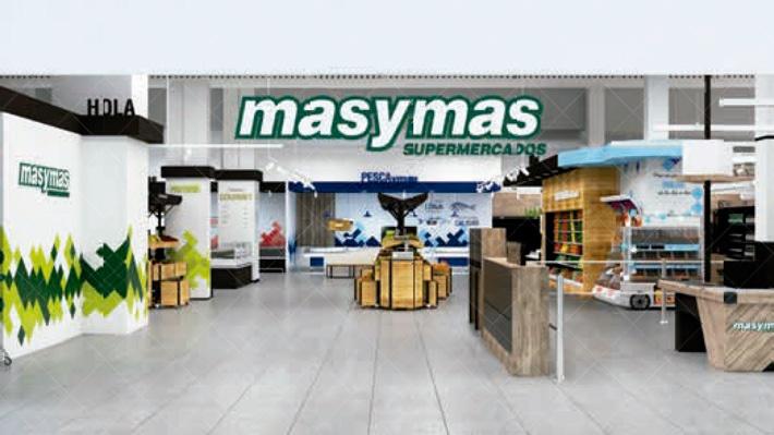 masymas abrirá sus puertas en intu Asturias el 29 de junio