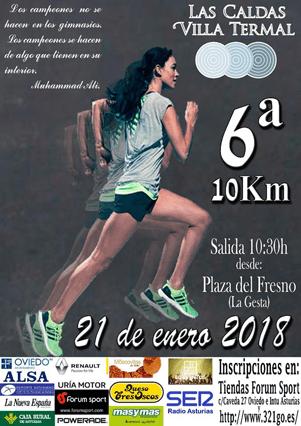 VI 10km Oviedo - Las Caldas Villa Termal