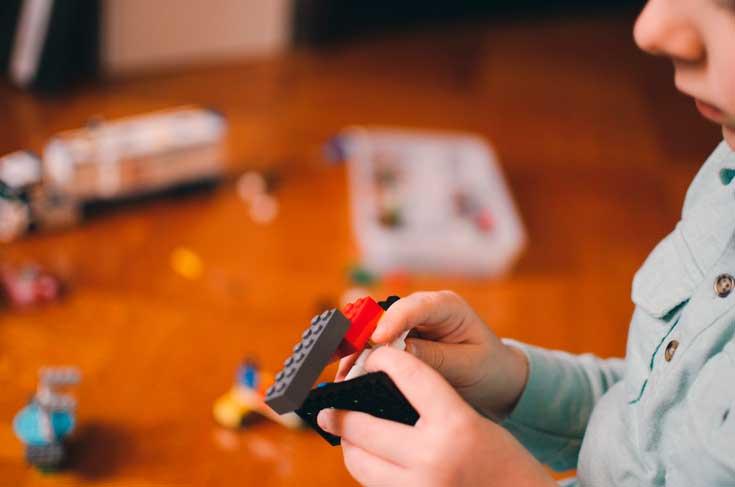 Trucos para organizar habitaciones de niños