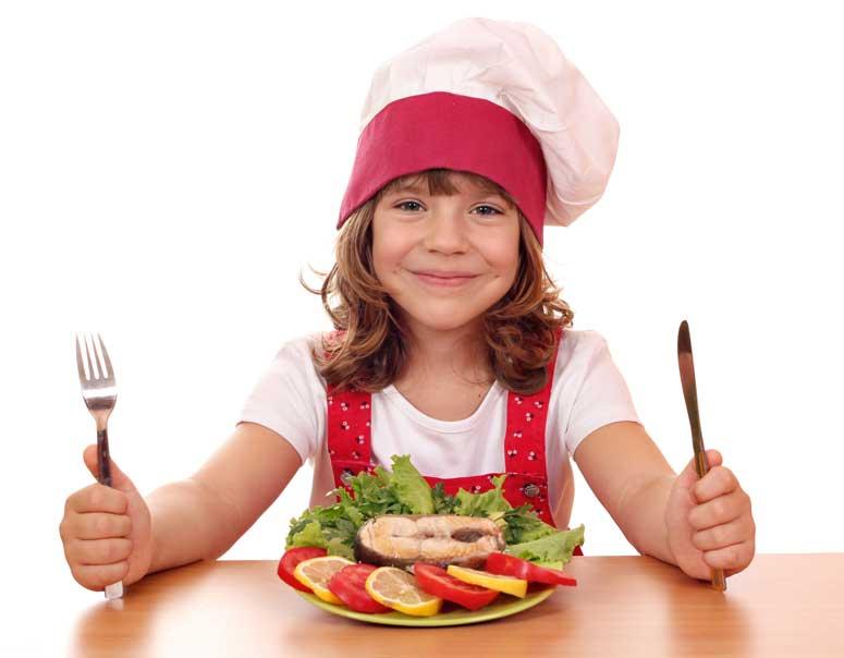 Trucos y consejos para que los niños coman pescado