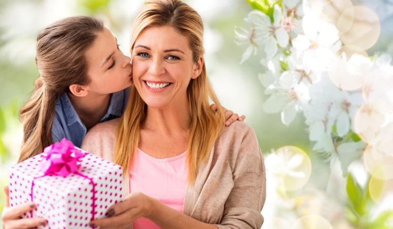 Ganadoras del sorteo 'Felicidades mamá'