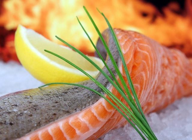 Los beneficios del salmón para la salud