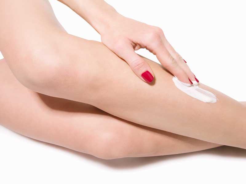 Cremas depilatorias: prueba un método de depilación rápido e indoloro