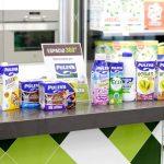 Postres saludables con leche Puleva