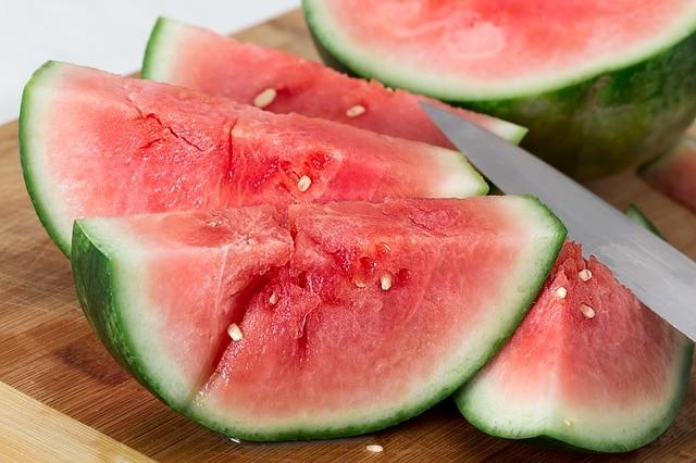 Disfruta de los alimentos de temporada de este verano