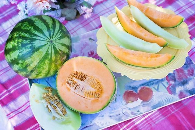 Recetas frescas para el verano con melón