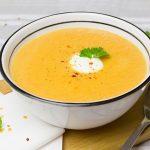 Cremas frías, una alternativa sana y deliciosa para el verano