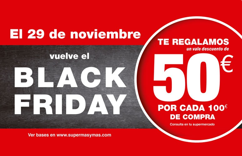 Black Friday en masymas
