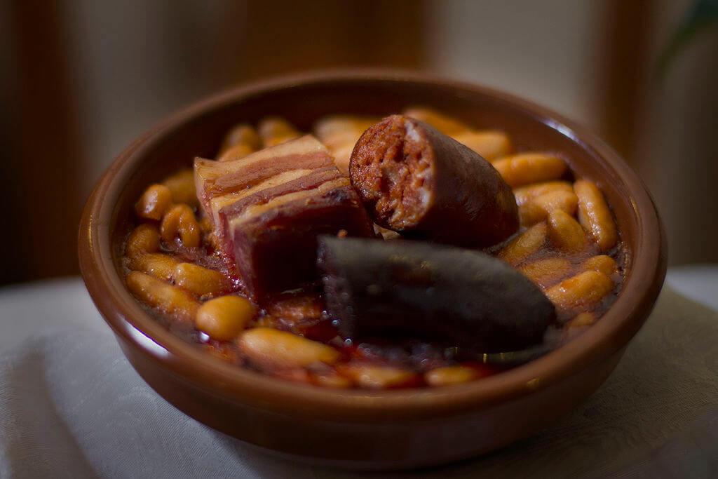 La importancia del compango al hacer fabada