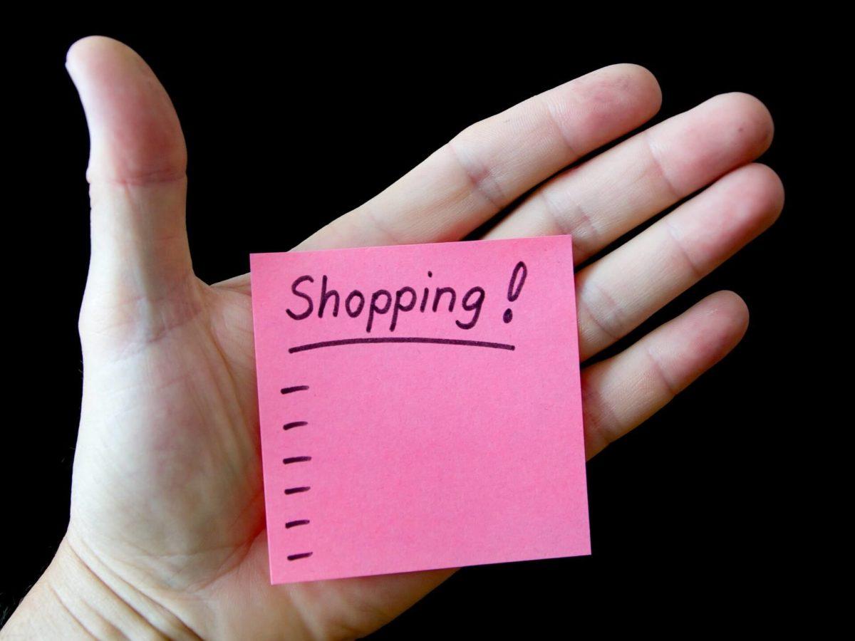 Los mejores trucos para hacer tu lista de la compra y que no se te olvide nada
