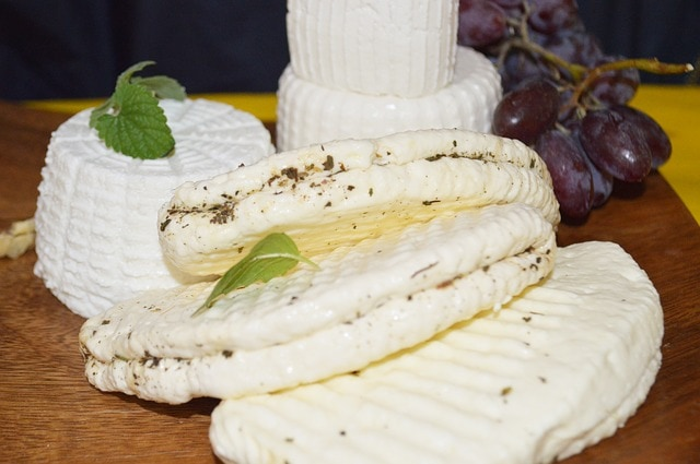 El queso fresco en la dieta de los deportistas