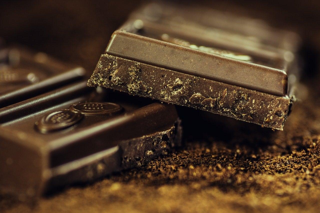 Chocolate negro, todo un aliado del real food
