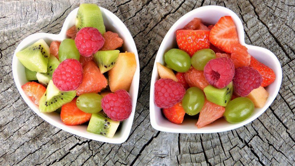 fruta postre más saludable