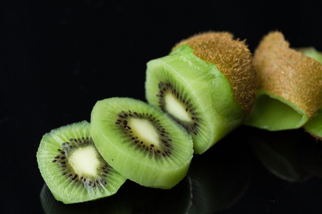 kiwi postre mas saludable