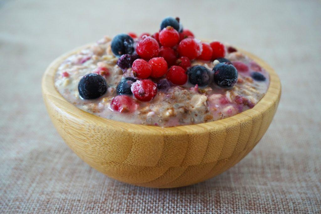 qué es el porridge desayuno