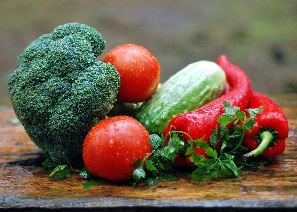 Alimentación contra el cáncer verduras