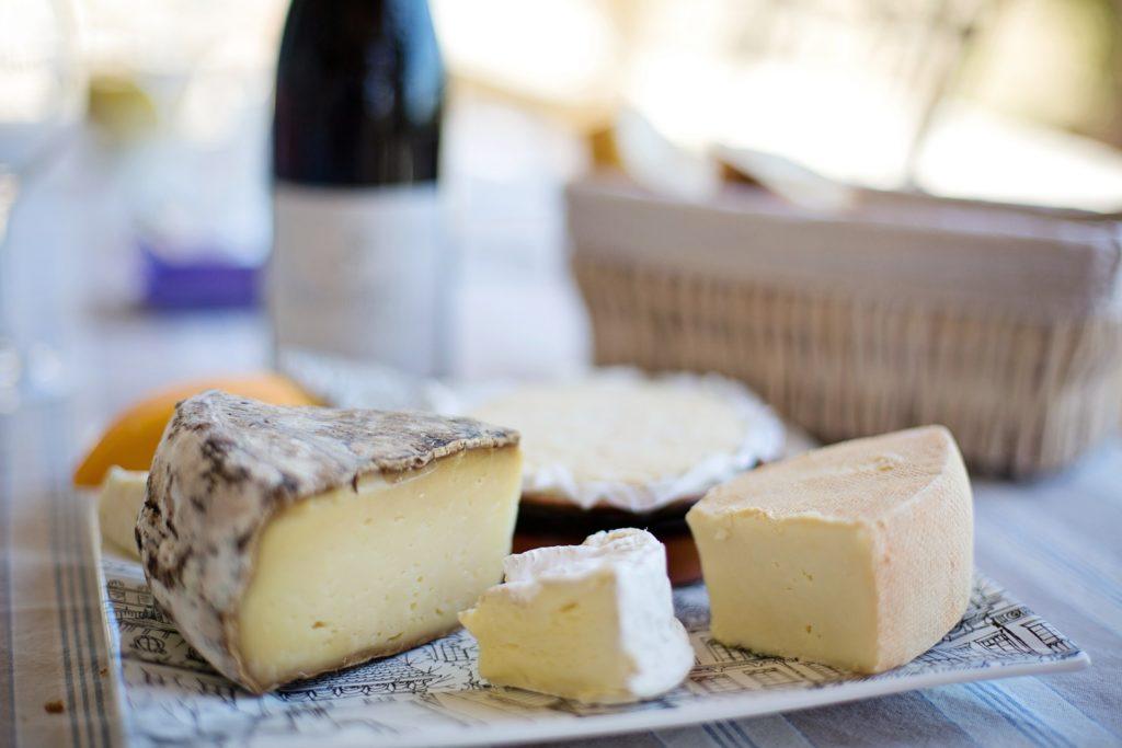 los quesos más sobrosos