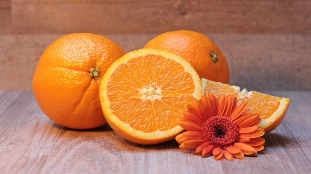 naranjas contra la depresión