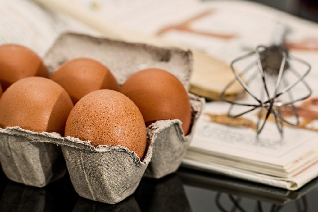 alimentos naturales huevos