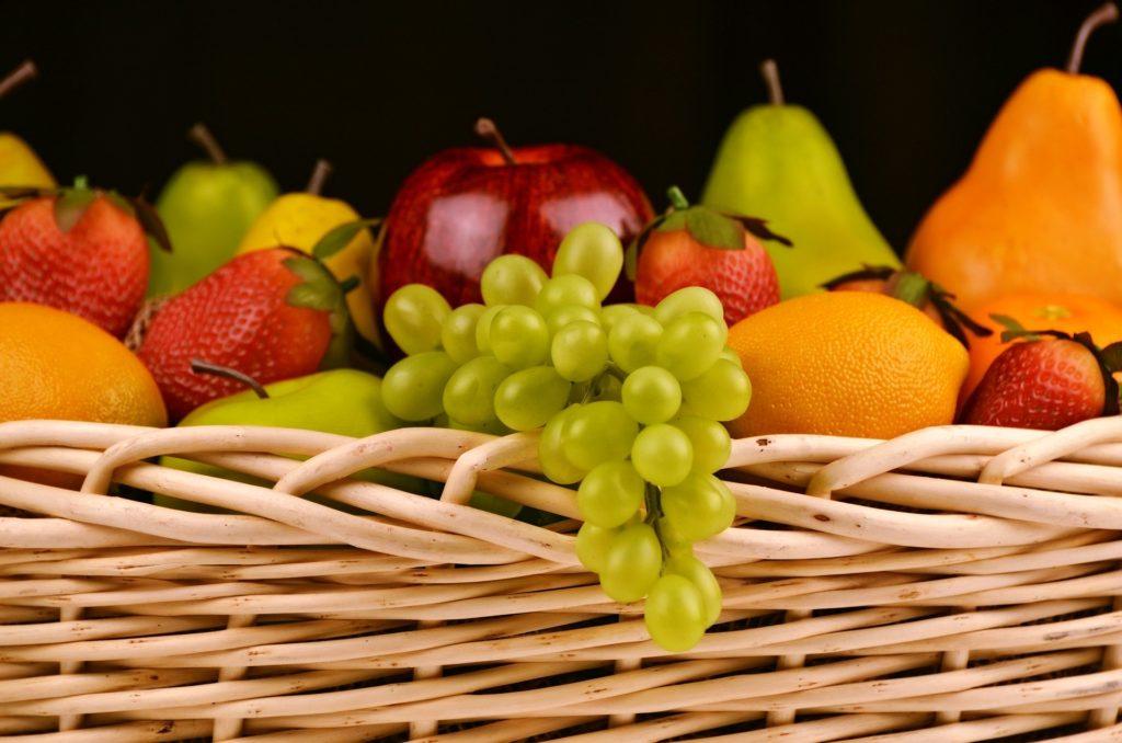 fruta nevera