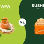La tapa y el sushi: más en común de lo que parece