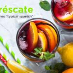 Refréscate con las bebidas «typical spanish» más frescas