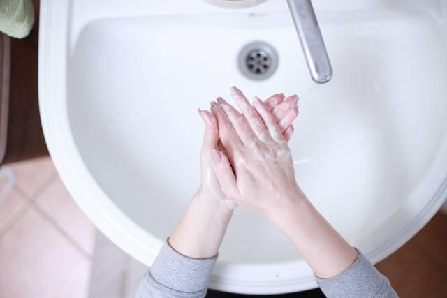 datos lavado de manos