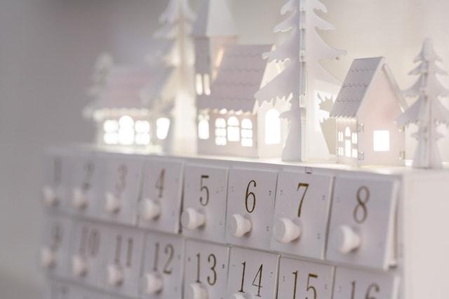 historia calendario de adviento