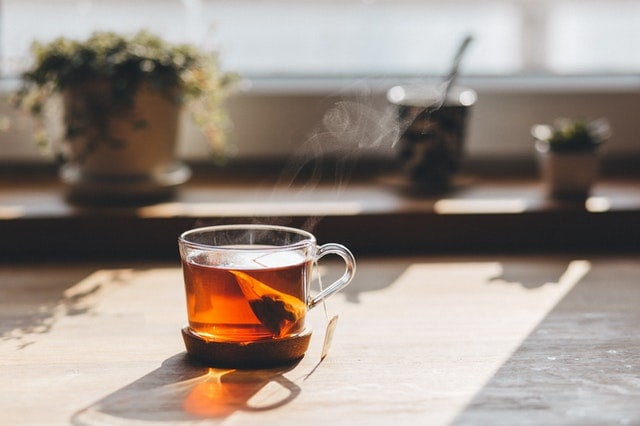 El té y otras infusiones para calmar el alma