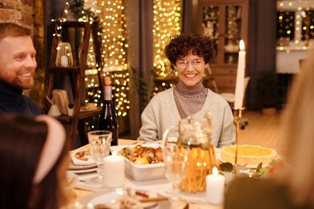 engordar en Navidad tips
