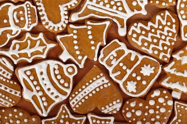 postres caseros galletas de jengibre