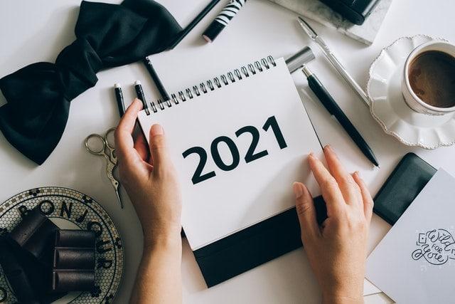 2021, el año en que sí conseguirás tus retos