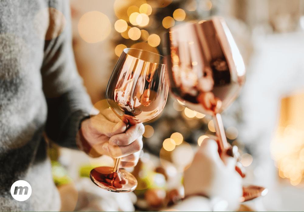 Celebra la Navidad con la mejor selección de bebidas de masymas