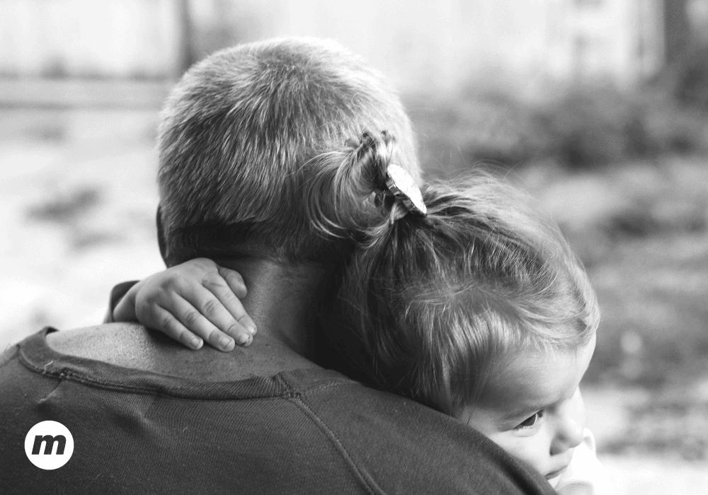 Los beneficios de abrazar