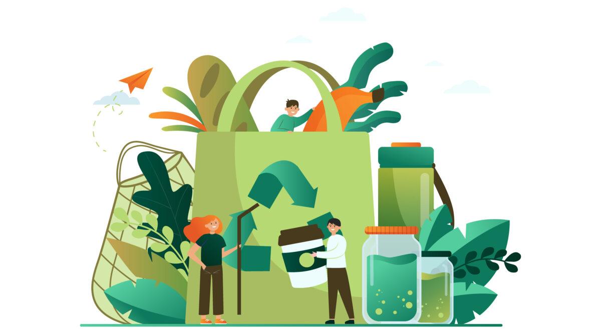Educación ambiental también al realizar la compra