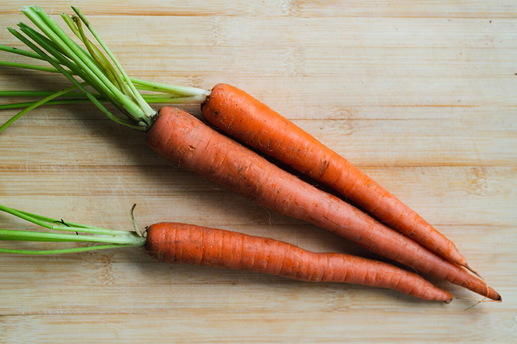 zanahoria edulcorantes naturales