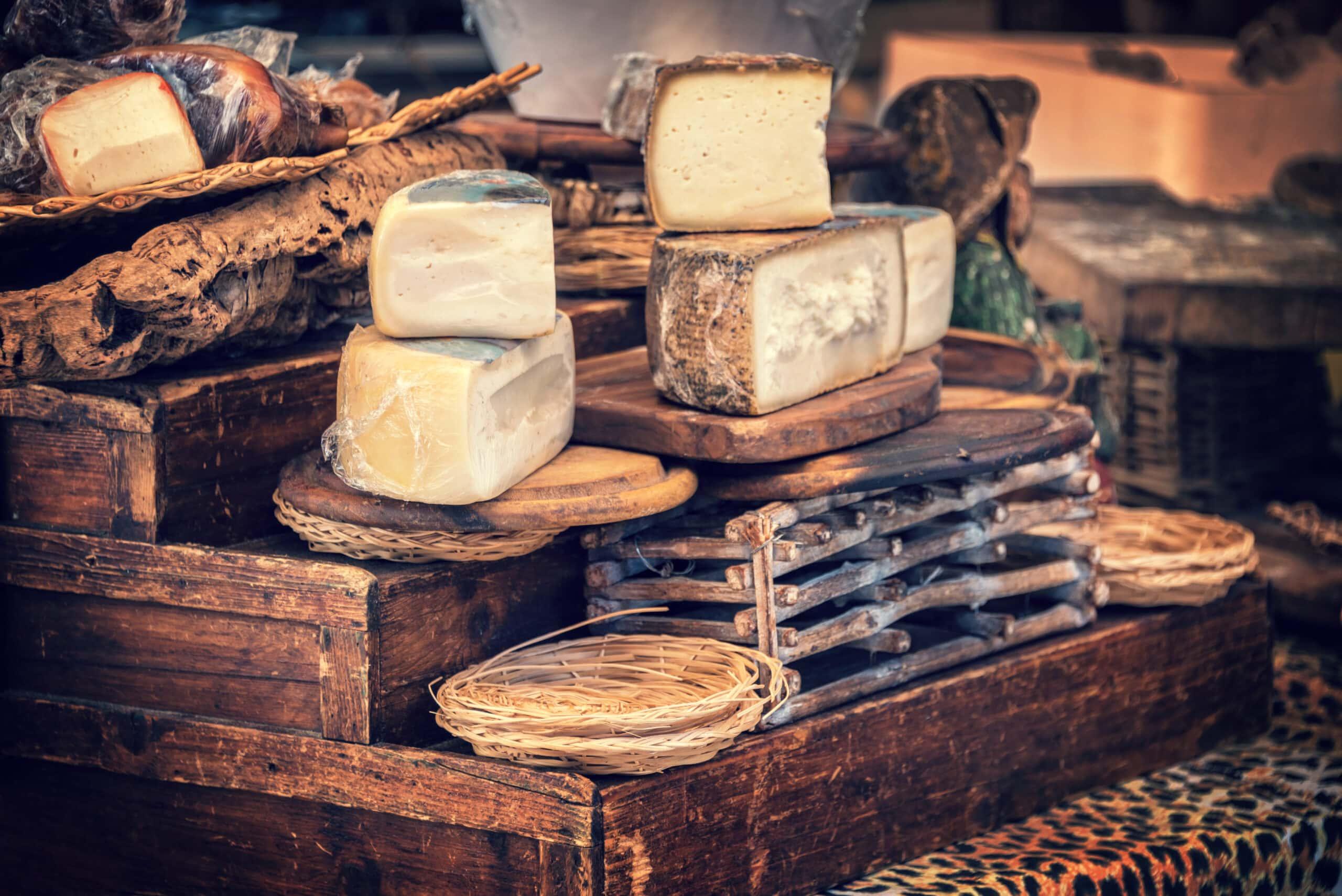 El mejor queso del mundo saldrá de Oviedo