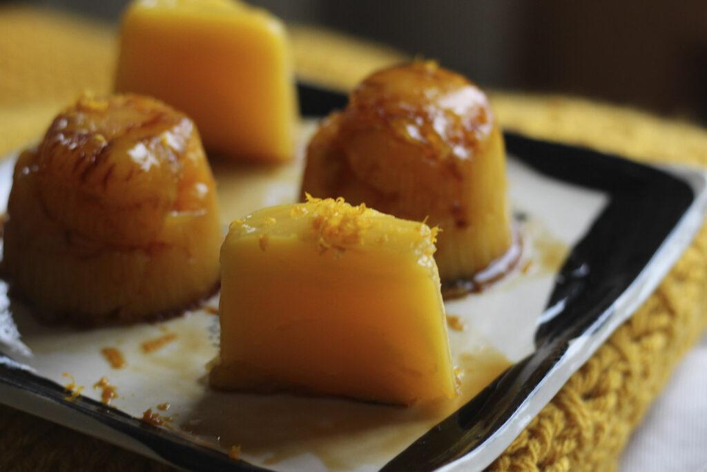 Flanitos de naranja masymas