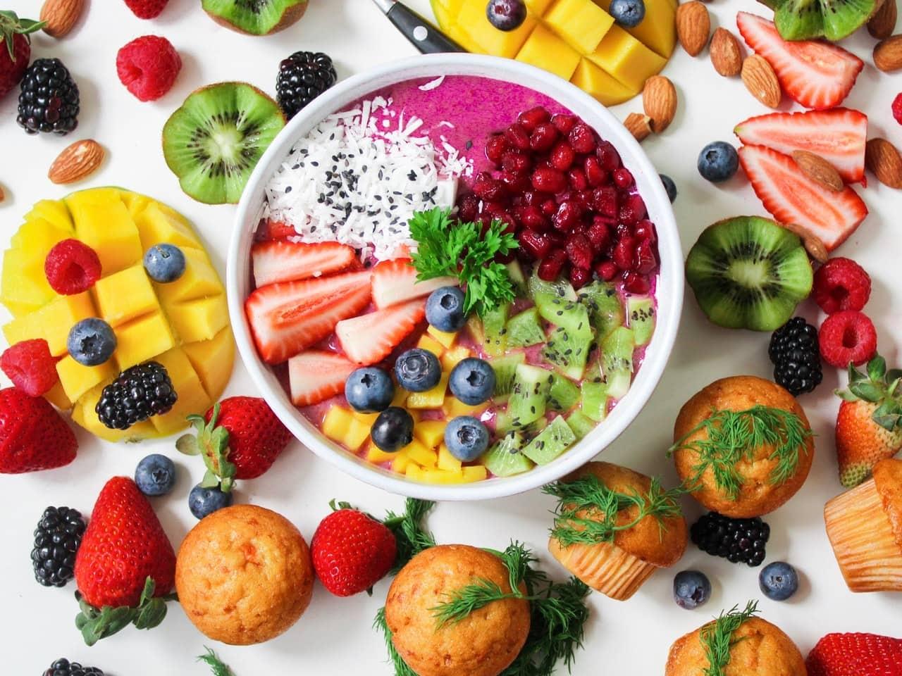 Sabores frutales: tu resfresco este verano
