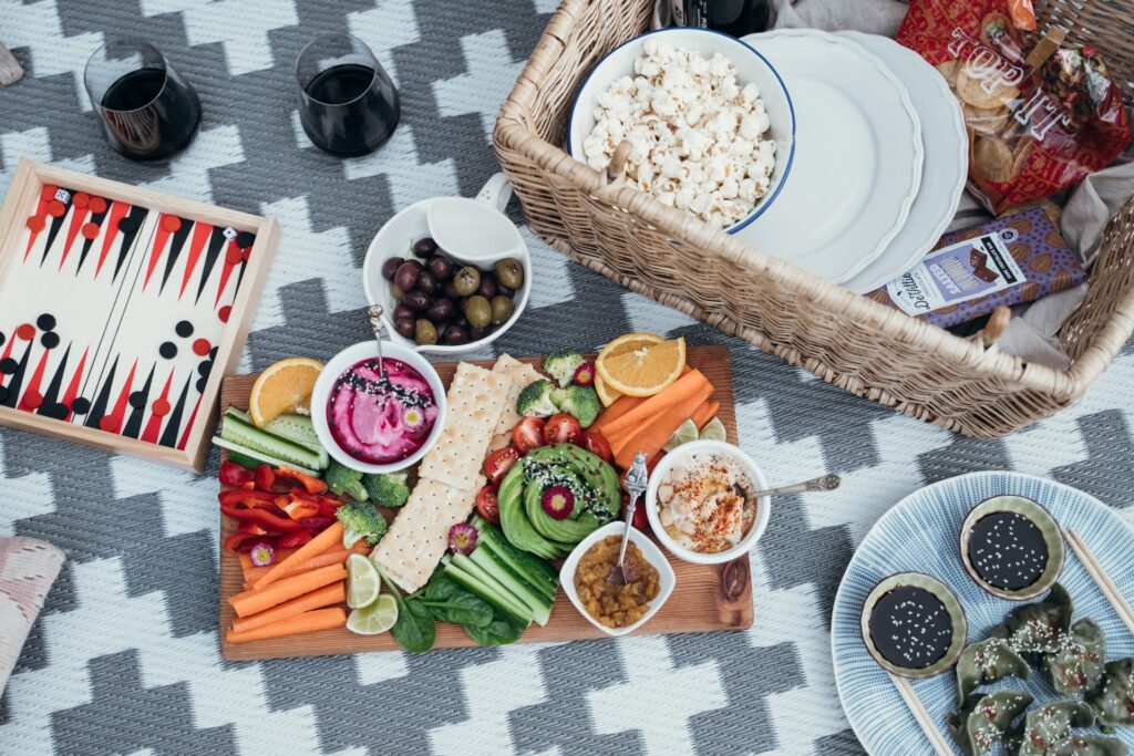 picnic verano