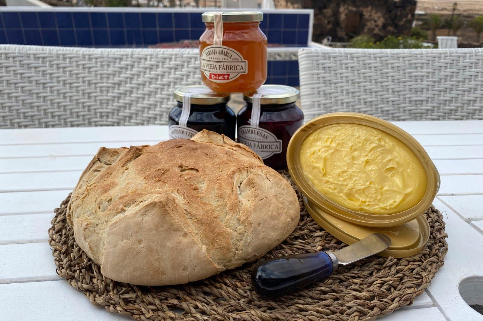 Pan fácil con La Vieja Fábrica