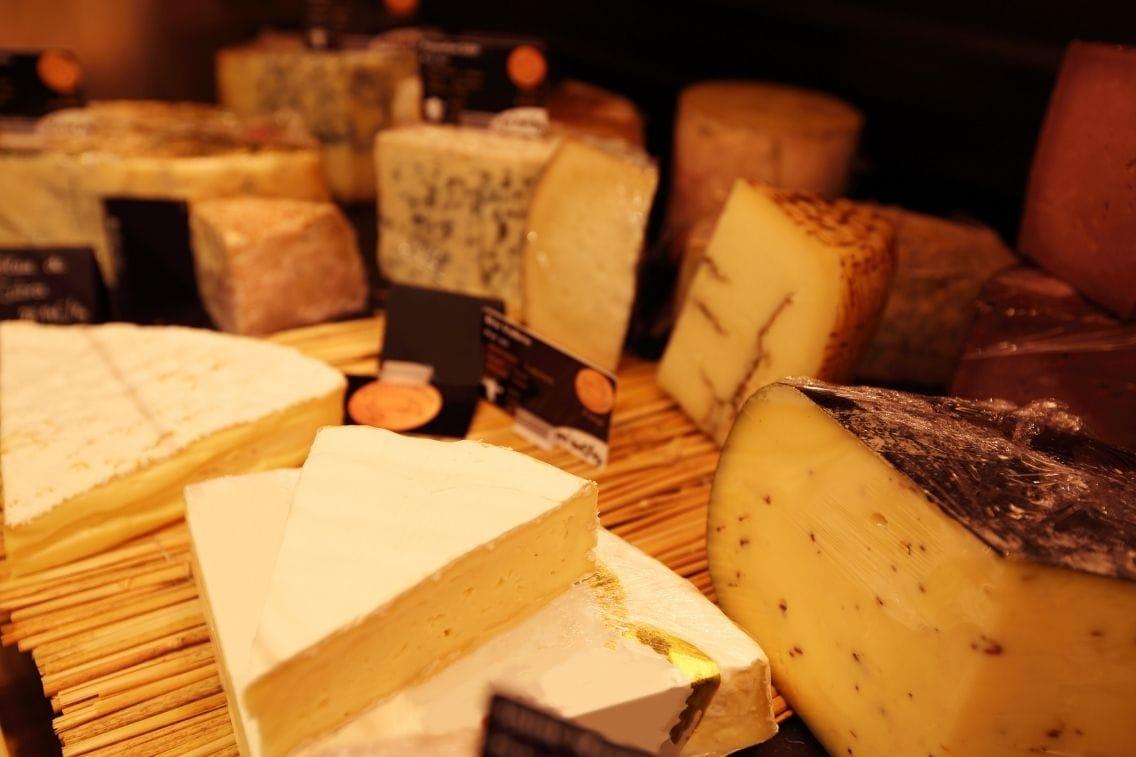 Cheese Market, el escaparate con los mejores quesos del mundo